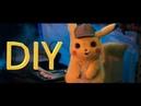 POKÉMON Detective Pikachu CREATIVE DIY IDEAS by Devlin Fox