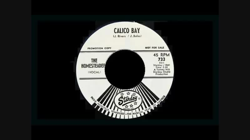 CALICO BAY , THE HOMESTEADERS