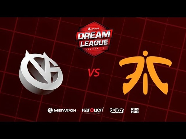 Vici Gaming vs Fnatic - Game 3, Winner Bracket Finals - DreamLeague Season 11