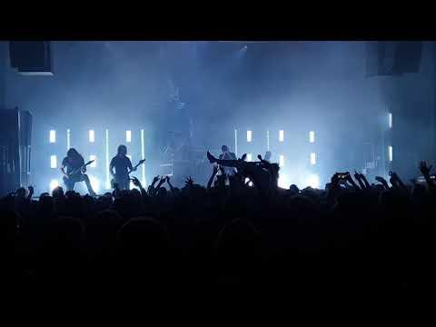 In Flames I am above Live Toulouse Le Bikini 160419