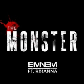 Eminem альбом The Monster