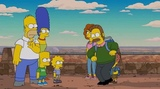 Homer teases Flanders #coub, #коуб