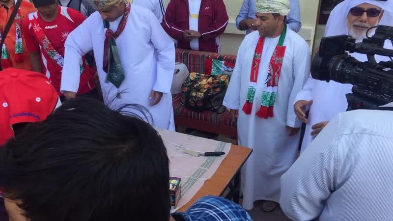 Праздник Омана в Катаре