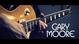 Gary Moore - The Loner - Guitar Cover