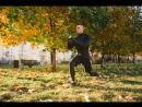 Тренировка в парке на Ходынском Поле