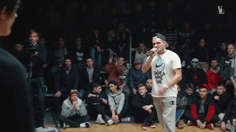 V1 баттл / Mal'coM (NikeTowN.bro) VS Сазон