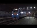 ЭП1М-489 с первым рейсом поезда №143 Кисловодск — Курск.