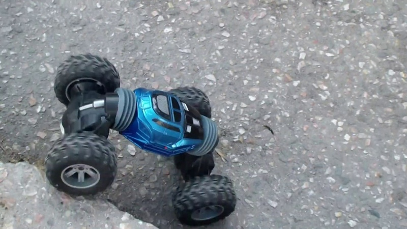ОЧЕНЬ КРУТАЯ МАШИНКА НА ПУЛЬТЕ УПРАВЛЕНИЯ Twist Climbing Car Тест-драйв