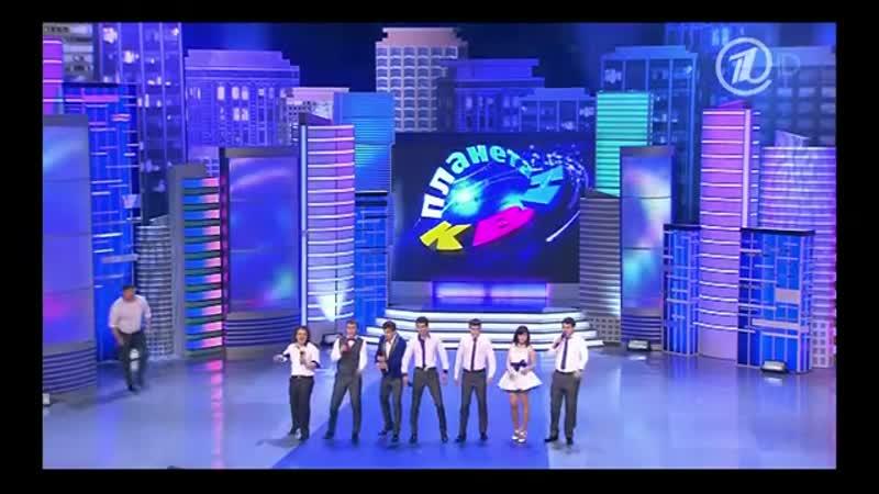 2013 КВН Ананас (Вязьма) - Высшая лига 1/8