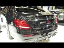 BRABUS 700 Mercedes-Benz E Class 2017 In detail review walkaround Interior Exter