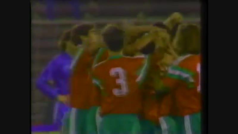 20.11.1991. Португалия - Греция