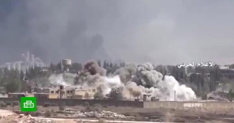 В Сирии от авиаудара коалиции погибли 30 мирных жителей