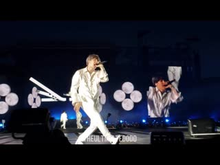 [FANCAM] 190504 Outro: Wings @ World Tour