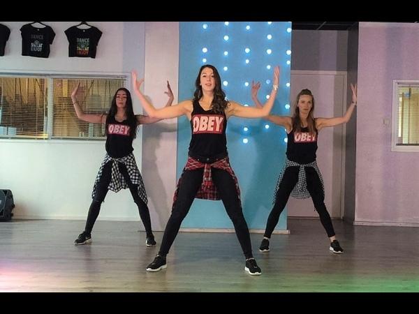 Touch - Little Mix - Fitness Dance Choreography - Baile Coreografia