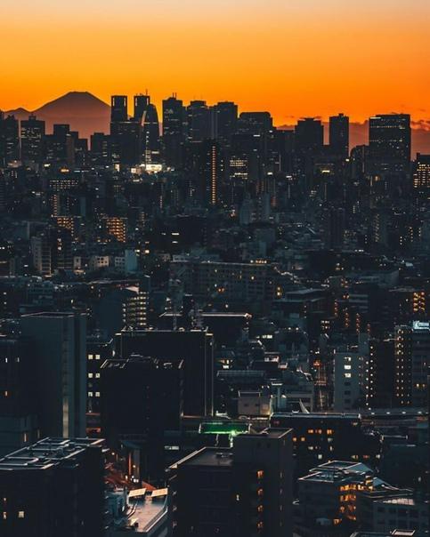 Величественная красота Японских улиц