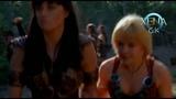 Xena and Gabrielle Bleeding love