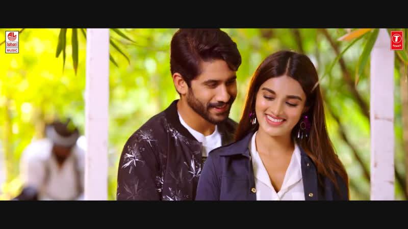 Ninnu Road Meeda Full Video Song - Savyasachi Video Songs ¦ Naga Chaitanya, Nidhi Agarwal