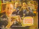 1979 Burger King Whopper Commercial