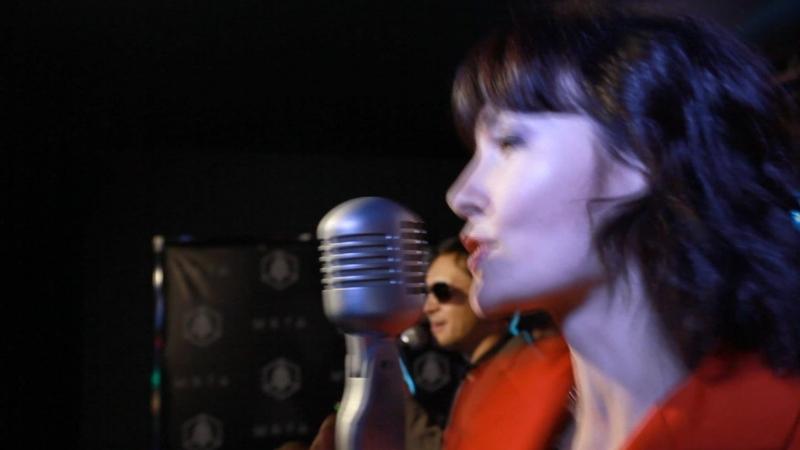 Вокальный дуэт-MANGO!-Sing it back(Moloko)