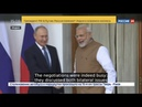 BREAKING! Russian-Indian Summit a Success: 5 New S-400s to Be Supplied to Delhi From Moscow