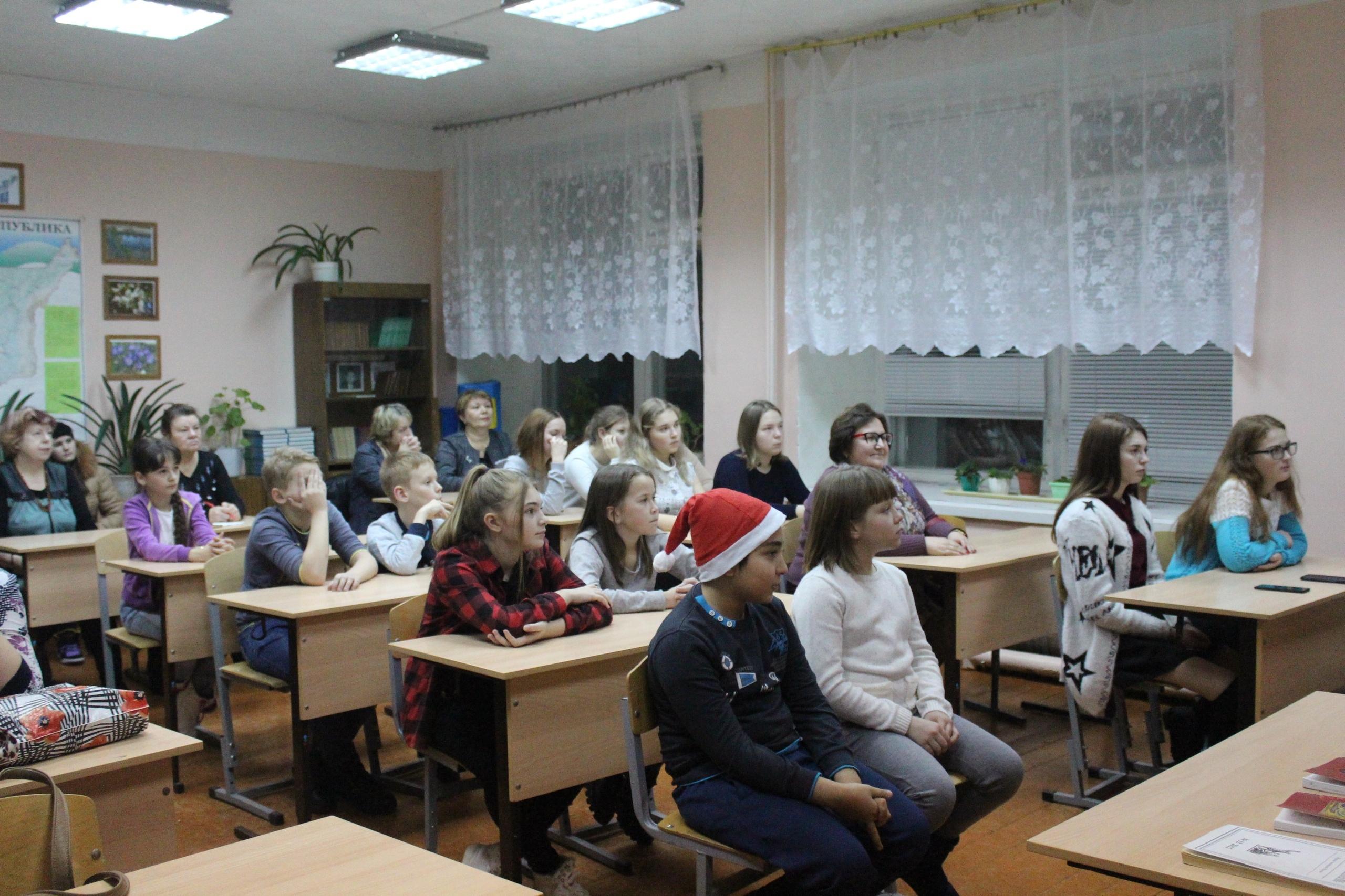 В Удорском районе прошла акция «Добрый Новый год»