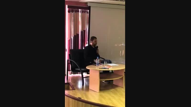 Александр Цыпкин Про семью, брак и социальные сети