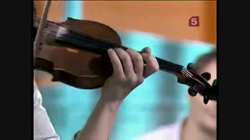 скрипач Степан Мезенцев в Гавани » Freewka.com - Смотреть онлайн в хорощем качестве