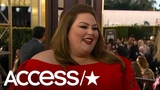 Chrissy Metz 'Can't Pretend She's Not Mad About Mandy Moore's Golden Globes Snub Access