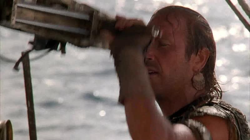 ВОДНЫЙ МИР (1995) - фантастика, боевик, приключения. Кевин Рейнольдс 1080p