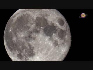 Можно ли расписаться на поверхности Луны, что бы все увидели?