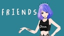 【MMD】F R I E N D S (Extended) 【Motion by ureshiiiiii, Ayanoxx3 and RiciaQ】