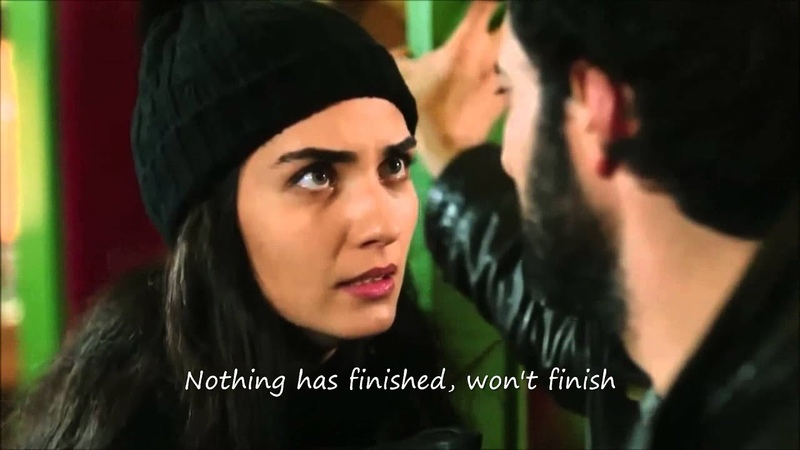 Nothing has finished english subtit-Kara Para Aşk Klibi