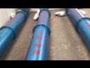 погружной насос для шахте с кожухом охлажданием 450m3h 150m 15шт