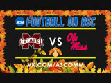 NCAAF | Mississippi State VS Ole Miss
