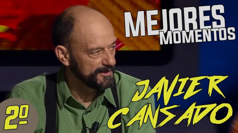 Los mejores momentos de Javier Cansado (2ªParte)