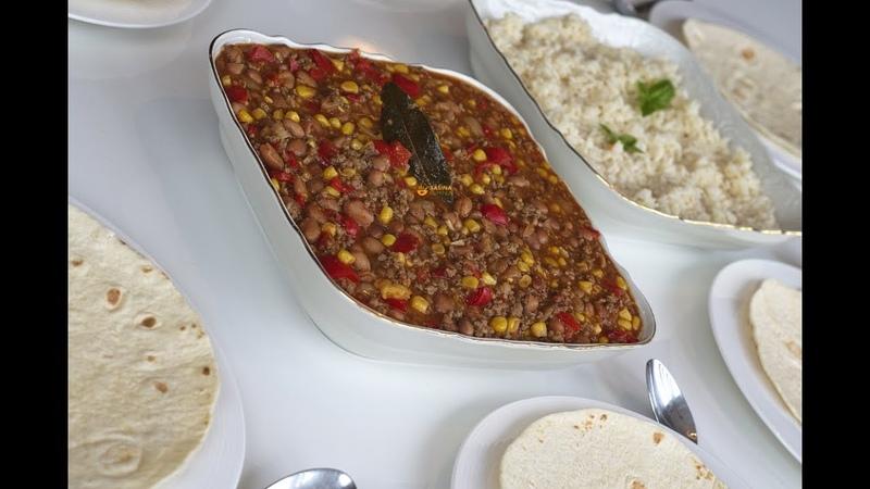 Chilli Con Carne - Sašina kuhinja