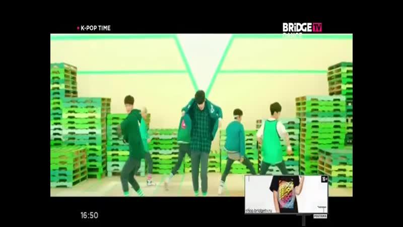 Astro — Hide Seek (Perfomance version) (BRIDGE TV DANCE) K-POP TIME