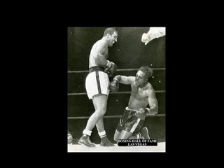 Rocky Marciano Goes Down But KOs Archie Moore - Sept 21, 1955 Rare Video Version Complete