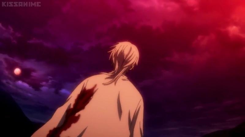 Psycho-Pass Shogo Makishima`s Death Scene sub