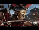 Assassins Creed Odyssey | Вступительный ролик (Царь Леонид и 300 спартанцев)