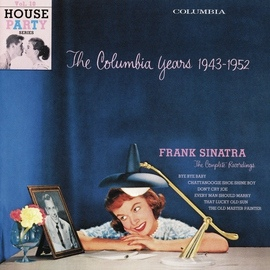 Frank Sinatra альбом The Columbia Years (1943-1952): The Complete Recordings: Volume 10
