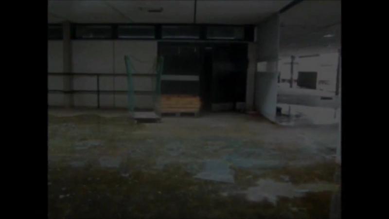 [1.] Karapellontie Espoo.Deserted AGA gas factory.Finland UE-12
