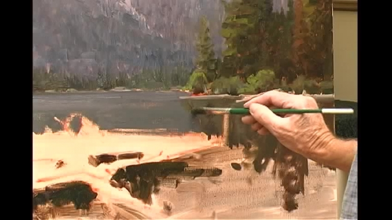 Jim Wilcox Painting from the Outside In DVD 4