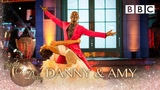 Danny John-Jules &amp Amy Dowden dance the Foxtrot to Top Cat (Theme) - BBC Strictly 2018