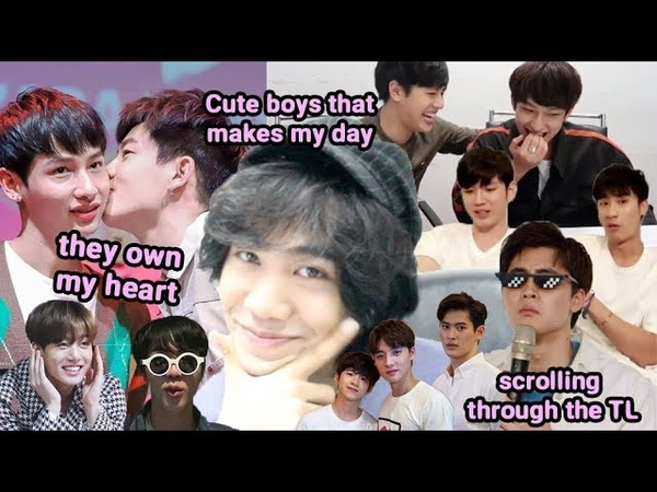 SO MANY CUTE BOYS AND THEIR CUTE SHIPS (2wish OffGun TayNew M34NISMIND )