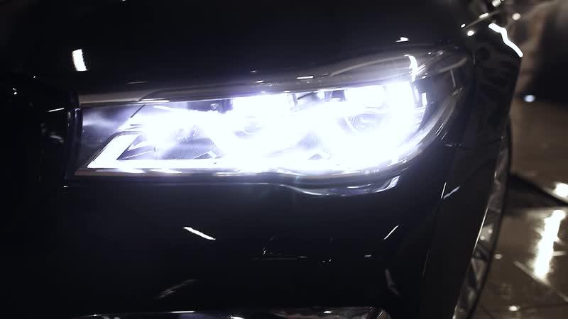 Детейлинг комплекс BMW 750 Li