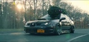 A Christmas Rumble   Milo's Subaru Sleigh   SchwaaFilms (4K) · coub, коуб