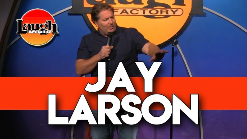Jay Larson Accepted Racism Stand Up Comedy
