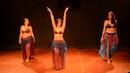 Yalla a Beirut - Emad Sayyah Velos Danza Árabe - Veils Belly dance