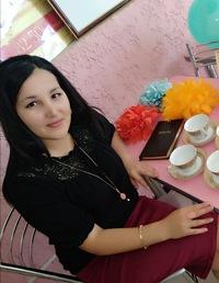 Махмудова Саният (Оразбаева)